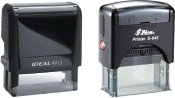 Ideal/MaxStamp Self Inking Custom Rubber Stamps