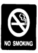 G08STOCKPIC-07677 - Stock Pictogram - No Smoking<BR>G08