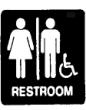 G04STOCKPIC-07677 - Stock Pictogram - Restroom/Handicap<BR>G04