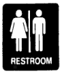 G05STOCKPIC-07677 - Stock Pictogram - Restroom<BR>G05